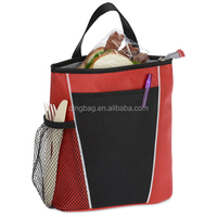 Insulated Cooler Tote Bag with 25L Large Capacity, Food Grade Compartment and Comfortable Handle for Different Occasions