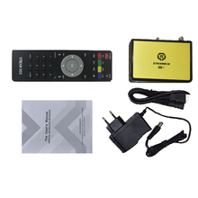 1080P DVB-S2 HD Digital Satellite Tv Receivers Recorder M3S Box Media Player