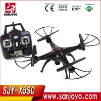 IN STORE!! SYMA X5SC Quadcopter 2.4G 4CH 6-Axis Drone with Camera 2.0 MP Spot
