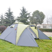 Water-Proof Automatic Outdoor Family House Bed Tent For Camping