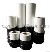 Quickly dry dye sublimation paper for fabric