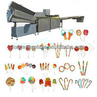 Candy Cane Machine Production Line|Candy Cane Making Machine