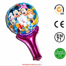 Custom made inflatable helium balloon as gift and toy