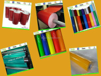 good quality Color self adhesive vinyl for cutting plotter