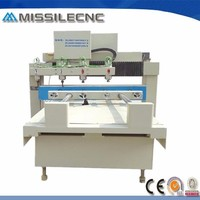 4 axis milling machine wood cnc rouer rotary for sale