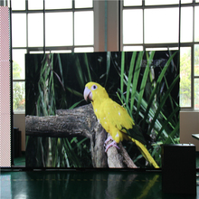 p6 full color indoor led display screen for new images advertising photos