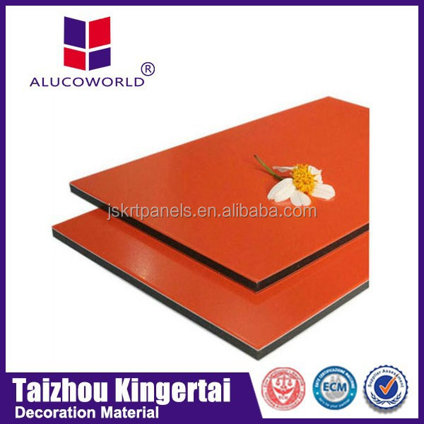 Alucoworld artificial decorative copper facade cladding