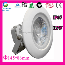 2014 new products alminium PHLIPE LED chip 12w IP67 led hand lamp