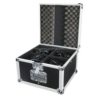 DJ Celebration Stage Equipment/Custom road case custom flight case for rechargeable lights