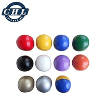 Anti stress bulk juggling ball with logo printing