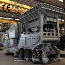 Mobile Crushing Plant for construction waste, Mobile Crushing Plant for sale in south africa