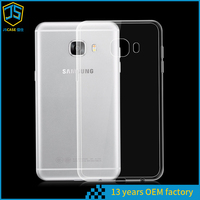 Flip cover case for samsung galaxy c7 , for samsung c7 case TPU , back cover for samsung galaxy c7