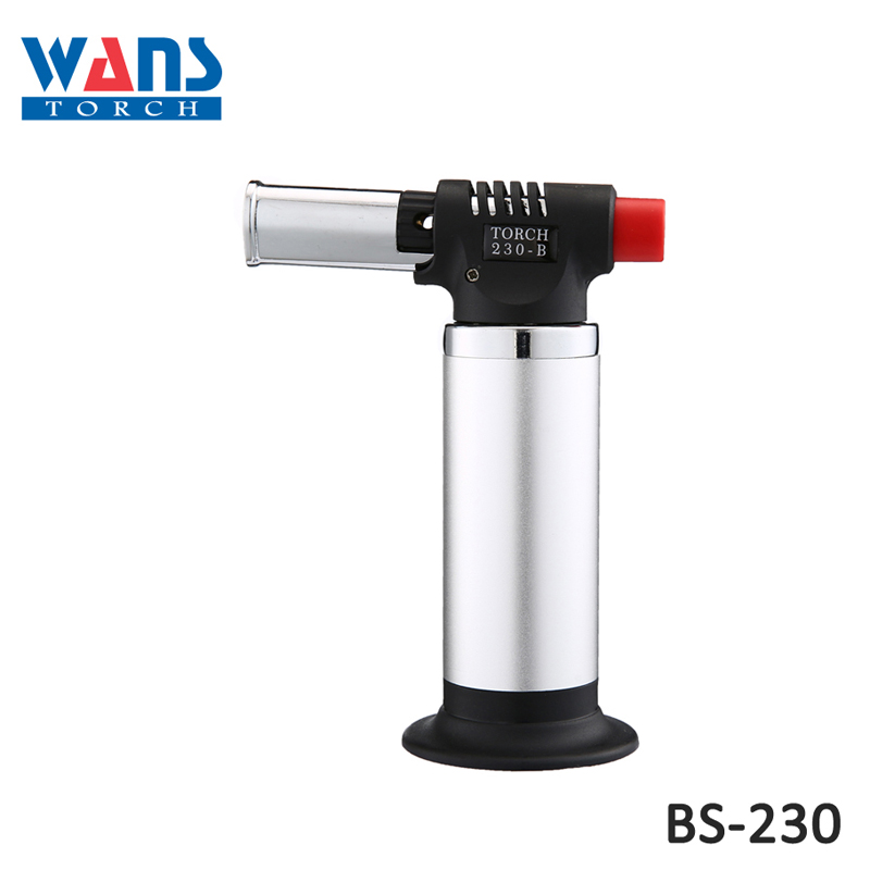 High temperature portable BS-230 bbq gas burner butane torch