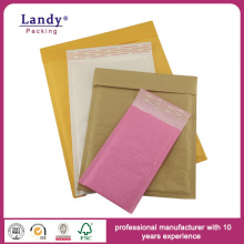 Wholesale red kraft bubble envelope
