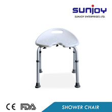 elderly care supplement plastic commode chair