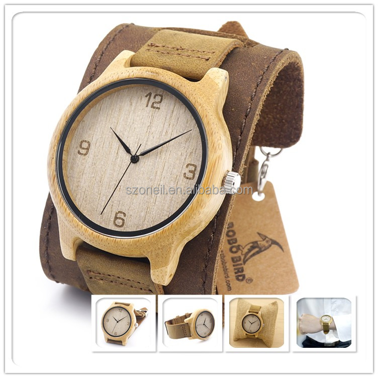 Top brand japan movt watch sr626sw price vogue wrist wood watch