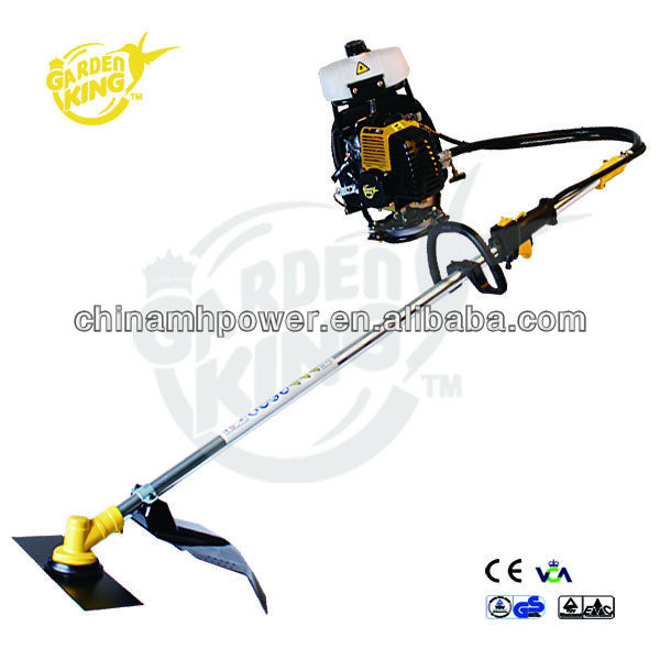 52CC gasoline brush cutter backpack