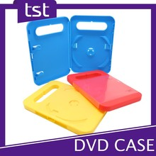 Cover Poster Printing 14mm PP Material Handle DVD Case