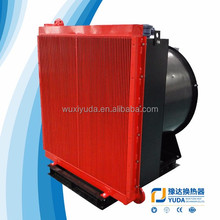 Hydraulic Oil Cooler for Gear Box Aluminum Plate Fin Heat Exchanger for Wind Power B12440