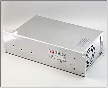 Factory outlet single output power switching 600w 48v 12.5a ac to dc switch mode power supply