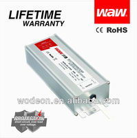 100w constant voltage waterproof led driver