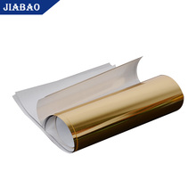 Jiabao wholesale gold heat transfer foil for fabric