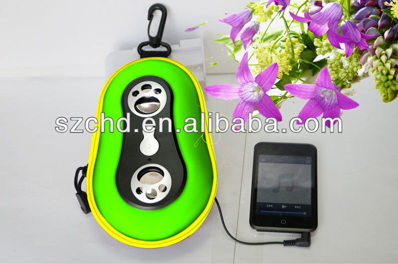 2014 trend mini mobile phone speaker case from speakers manufacturer