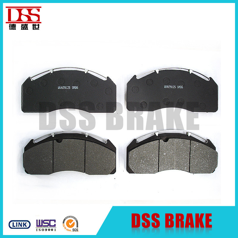 High quality Q235 material brakle pad backing plate