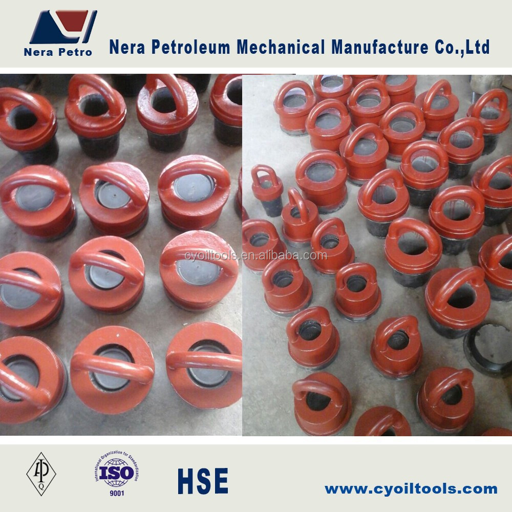 Cast Steel Lifting Bail, Drill Collar Lifter,Lift plug