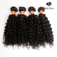 Stock in US Factory Price Virgin Brazilian Hair Extension 100% Human Hair