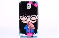 hot sale girls kids cute case for samsung note 3 , for samsung note 3 case