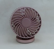 DC5V Rechargeable Portable Mini Circulator Pure copper motor USB fan