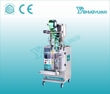 Plastic bag/sachet/pouch shampoo filling and sealing machine