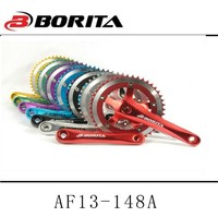 BORITA AF13-148A Alloy fixed gear chainwheel 170/175mm