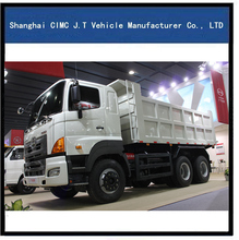 Hydraulic and Machanical transmission dump truck for sale