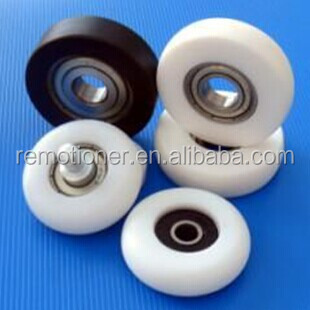 rubber coated ball bearing 608ZZ inside 8x29x10mm in stock