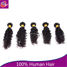 Aliexpress Hair Type 100% Remy Indian Rainbow Lady Jazz Wave Human Hair Extensions , Blonde Ombre Hair