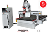 Stable machine body 5x10 feet size atc cnc machine price/cnc router 1530
