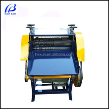 HXD-KOF 2014 low price best seller scrap copper cable cutting and stripping machine in cable making equipment 1-50mm with CE