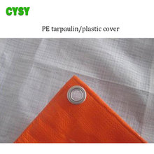 Factory supply tarpaulin standard size , greenhouse poly tarp for keep temperature, military tarpaulin special use