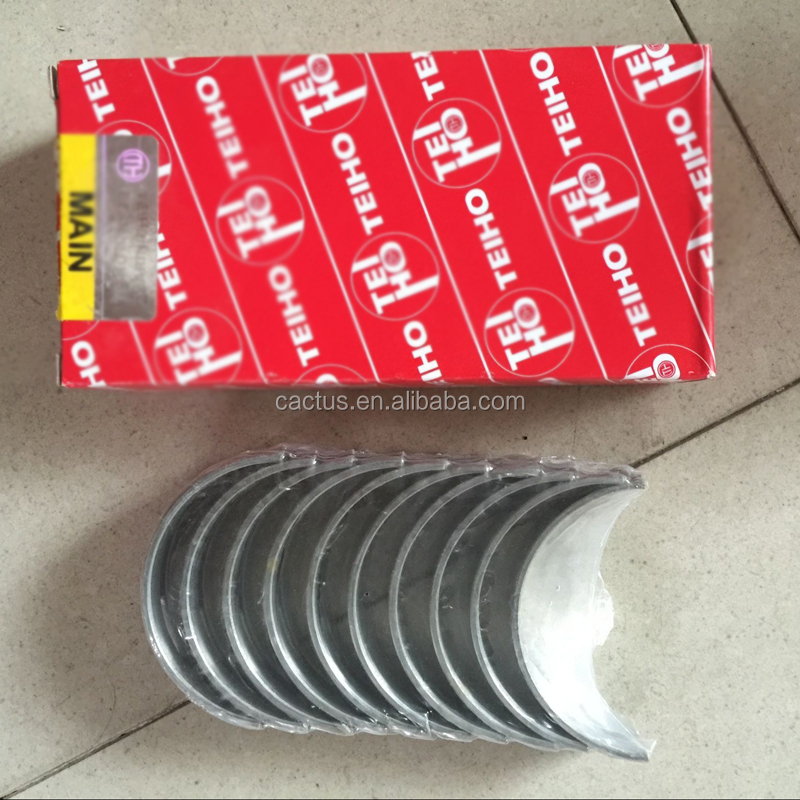 Application Toyota 3C 3C-TE 3CT 3C-T Big bearing crankshaft engine main bearing