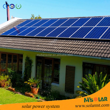 1500w solar panel 220v home solar systems solar ac electricity generating system for home