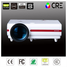 1000 ANSI Lumens Mini Led Projector with Low Noise