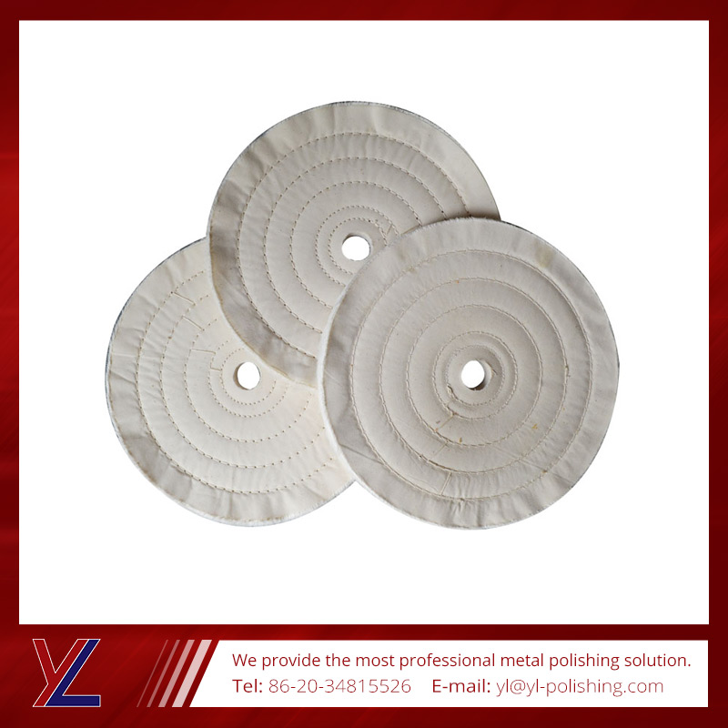 2015 Newest Design china cloth wheel for stainless steel