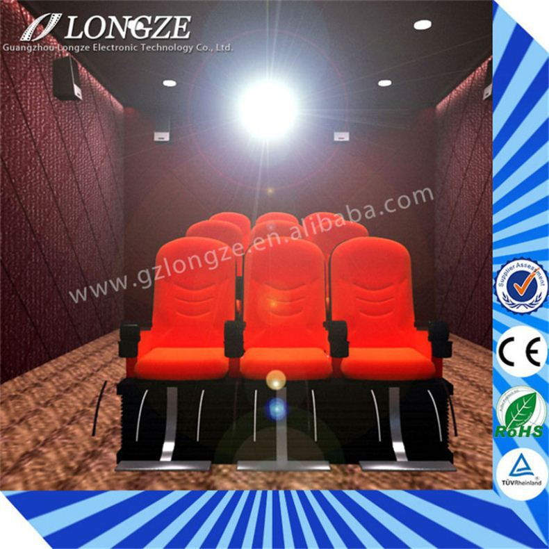 Chinese Manufacture full hd Galactic Force Shooting game High stable Quick pay back 5d 7d arcade game machines