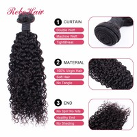10inch-40inch available blue butterfly hair extensions hair weave wholesale distributors