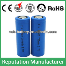 1/2AA rechargeable battery lithium battery 14505 14500 LIR14500 ICR14500