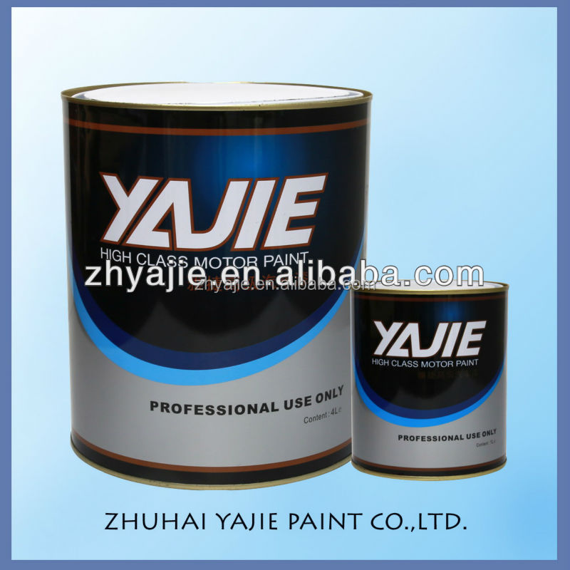 Auto Anti Rust Epoxy Paint Primer
