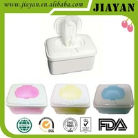Plastic container box packaging baby care wet wipes