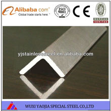 ASTM 316 cold rolled or hot rolled stainless steel angle iron for beam
